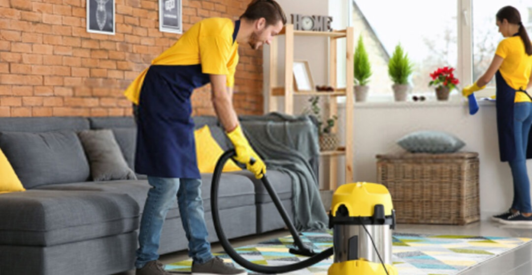 How to clean your house effectively