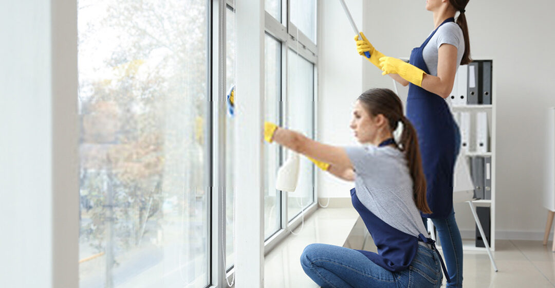 How to clean your windows effectively